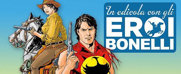 In edicola con gli Eroi Bonelli: Zagor Darkwood Novels n.1