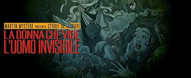 Vedere l'Uomo Invisibile!