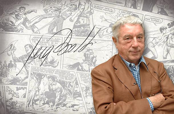 Sergio Bonelli Una vita per i fumetti
