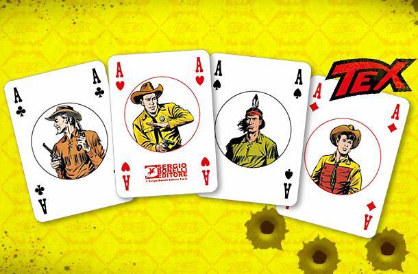 Le carte di Tex!