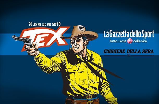 Tex e RCS: il mito continua!