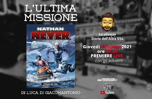 Come Nathan Never incontrò i pirati dei cieli