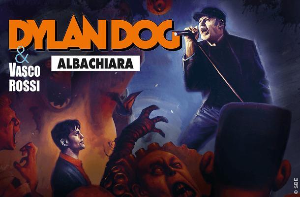 Dylan Dog incontra Albachiara!