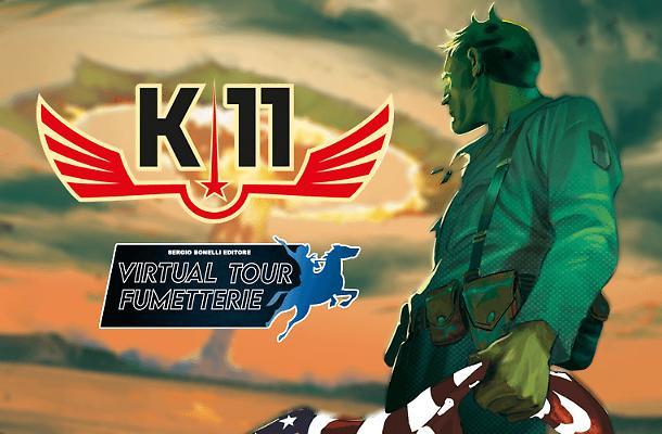 L'incontro virtuale su K-11!