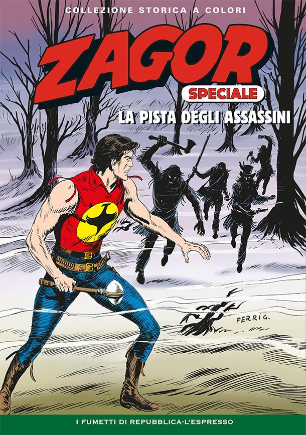 Collezione Storica a Colori Zagor (Ristampa) - Pagina 2 1448441219565
